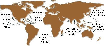 AccuWeather: When and Where Do Hurricanes Occur?