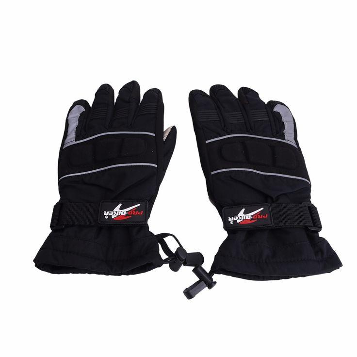 3 ColorMen & Women Skiing Gloves Motorcycle Gloves Touch Screen Winter Warm Waterproof Fabrics Snowboarding Gloves C/5