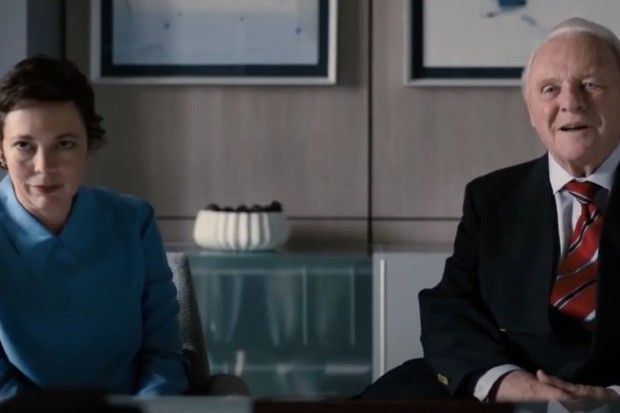 The Father Movie Trailer Anthony Hopkins In 2020 Anthony Hopkins Movie Trailers Colman