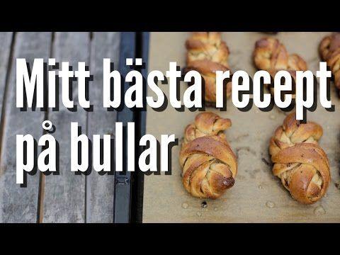 Smarriga kanelbullar med mycket smör! | Mitt liv i Medelhavet