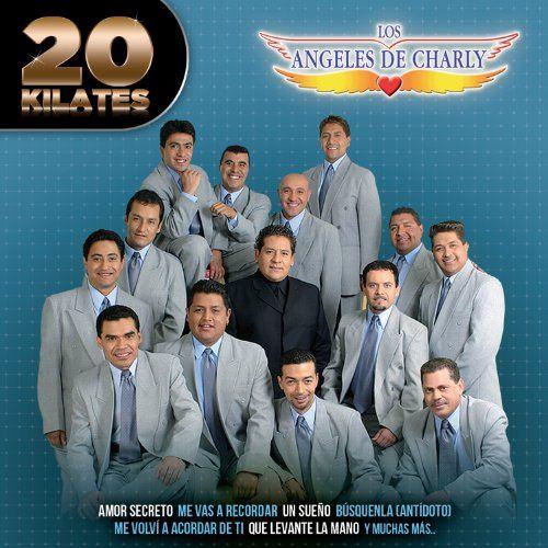Los Angeles De Charly - 20 Kilates: Los Angeles De Charly
