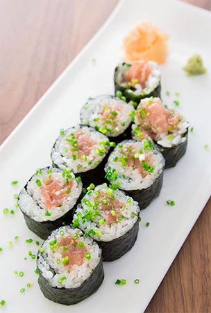 Negitoro Sushi Recipe