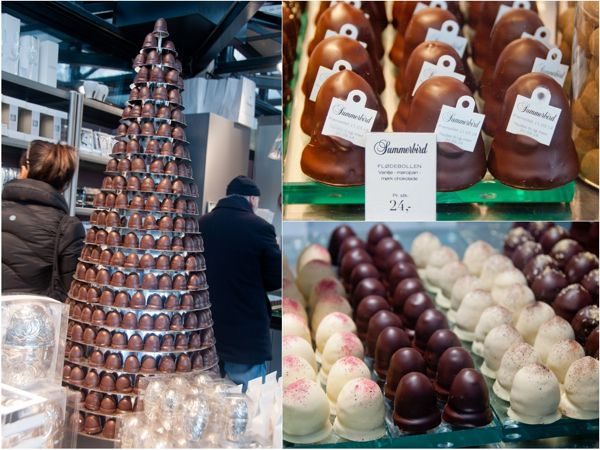 At Summerbird in Copenhagen you can have all the 'Flødeboller' you like