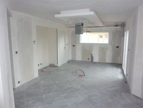 Faux-plafonds plafond et cloison en platre rénovation Bruxelles