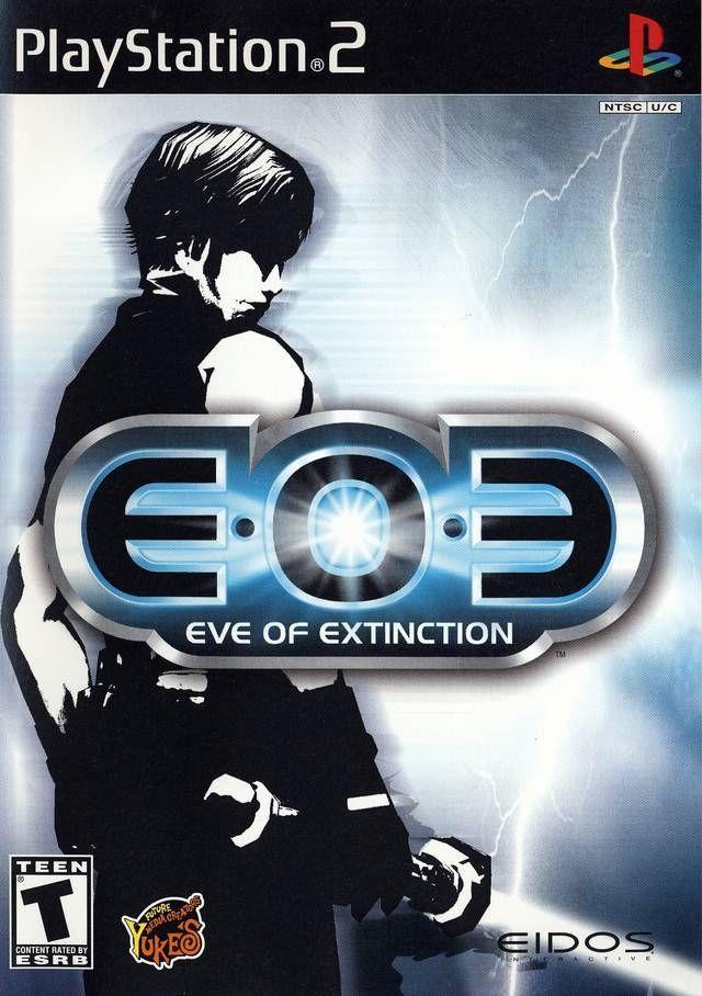 EOE: Eve of Extinction (Sony PlayStation 2, 2002)