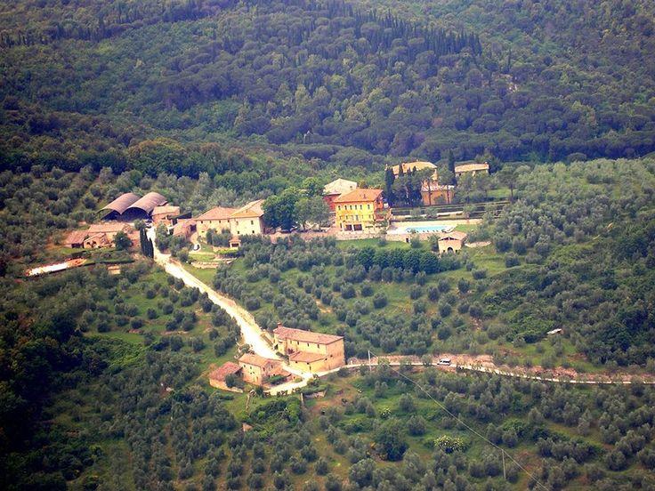 Montestigliano the quintessential Tuscany!