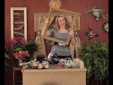 ▶ Beth O'Reilly AIFD Designs a Living Picture for Mayesh Design Star 2014 - YouTube