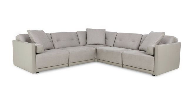 Marzio 2 Corner 2 Sofa  Arizona with New Club | DFS