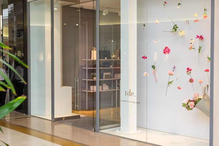 TDE Chadstone Flagship Store — Front Window Display