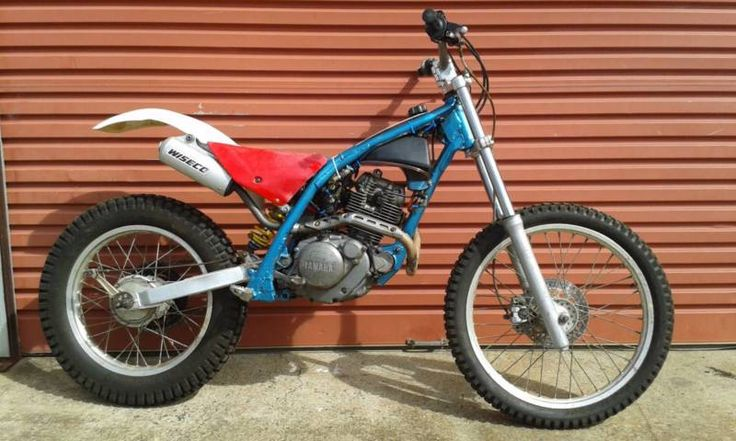 Trials bike yamaha xt255 engine motorcycles gumtree for Yamaha trials bike