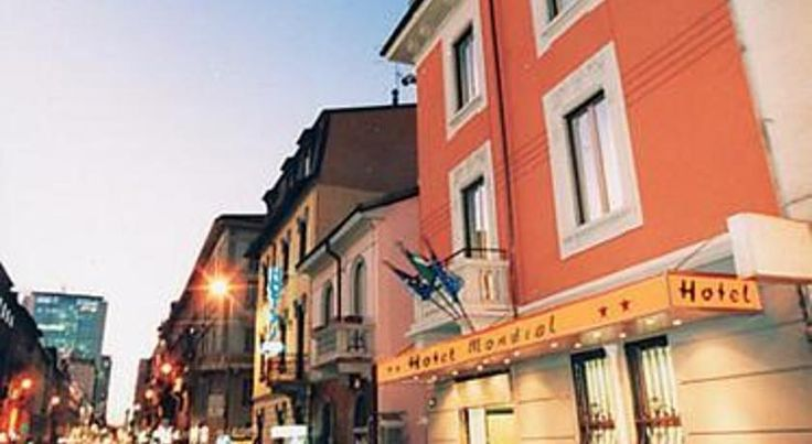 Hotel Mondial Milano Hotel Mondial offers en suite rooms with air conditioning and flat-screen TV. It is less than 10 minutes on foot from Milano Centrale Train Station and the airport bus terminal. Lima Metro Station is 150 metres away.