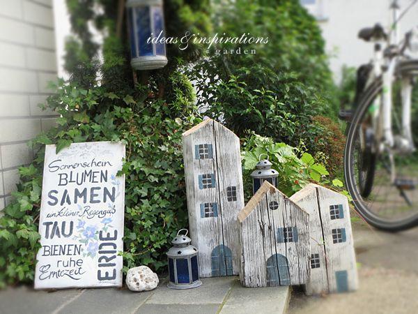 http://homeideasandinspirations.blogspot.de/2013/08/gartenschild-garden-sign.html