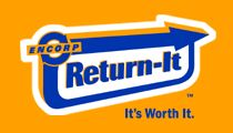 Return-It - It's Worth It - Recycle beverage containers, milk containers and electronics.