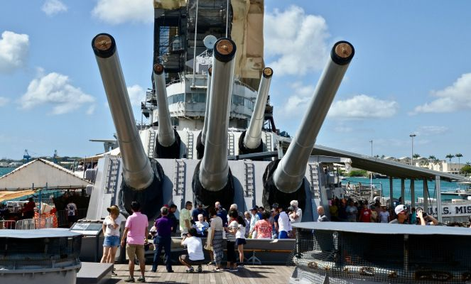 Pearl Harbor, Hawaii. Top tips for Families