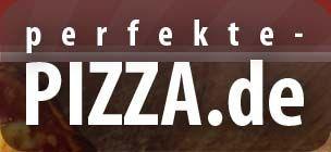 perfekte-pizza.de Logo - Lerne kostenlose eine perfekte Pizza zu backen