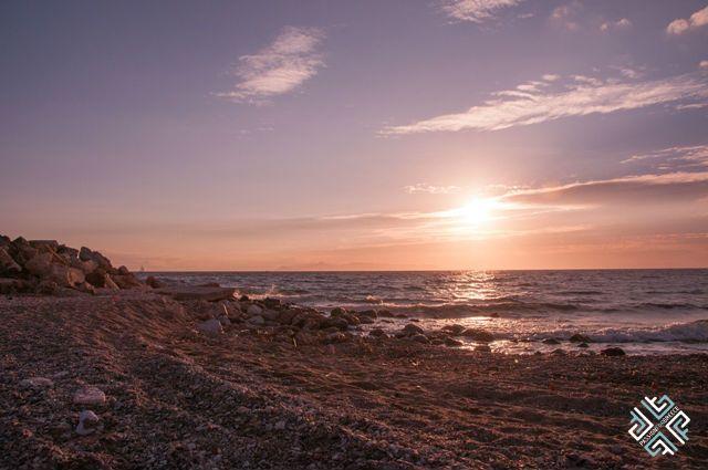 Watch the #sunset in Glyfada #AthenianRiviera #passionforgreece