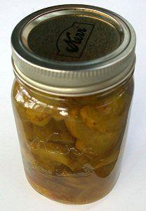 Crisp Sweet Cucumber Pickle Recipe