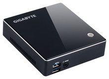 Gigabyte - Brix Desktop - Intel Core i5 - Black, GBBXI54200