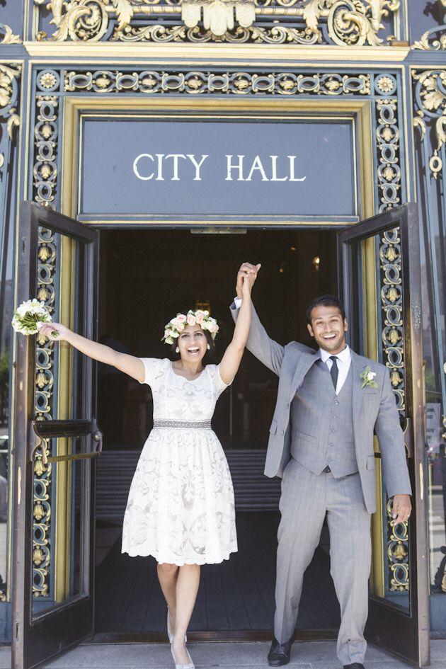 Image from http bridalmusingscom wp content uploads for City hall wedding ideas