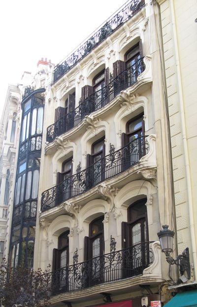 Casa de Perez Villamil in Plaza de Matute                                                                                                                                                     Más