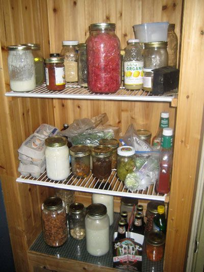 DIY Super Energy Efficient Refrigerator Tired of Paying to Cool Your Food When it's Cold Outside?
