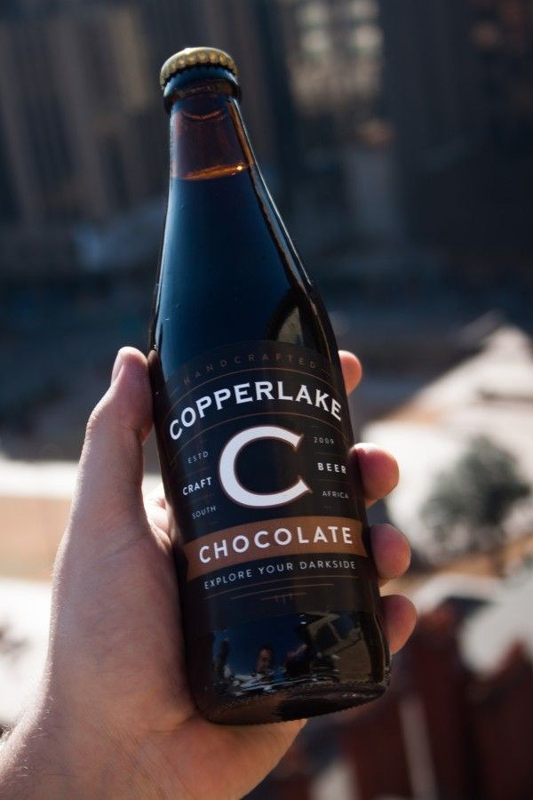 This seasonal beer is brewed for winter. It is full bodied with a sweet creamy chocolate taste and aroma. We have always felt a good brewery can be seen by the quality of their stout. This chocolate stout is one of the greats in Johannesburg and one of our favourites. It's delicious!  #CraftBeer #Copperlake #Joburg #Beer #Johannesburg #Jozi #Ecommerce #Online #BrownBottle #Bottles