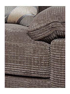 Roma extra large corner sofa