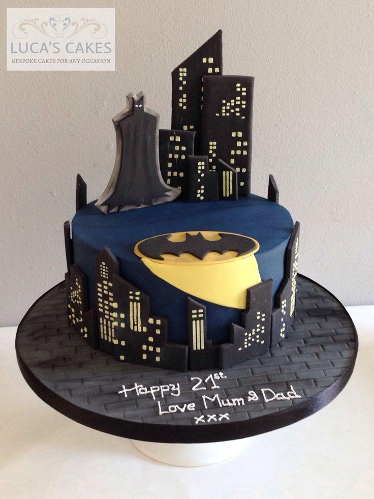 105 Best Superhero Cake Images On Pinterest Anniversary Cakes