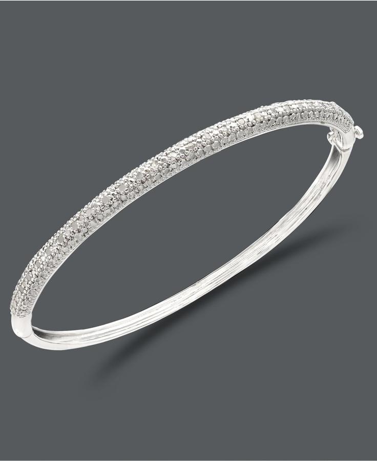 11 best Diamond Bracelets images on Pinterest