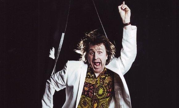 Milton Jones: the best one-liner comedian around
