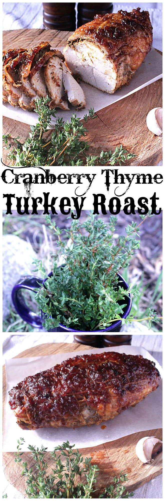 Cranberry meets thyme to create a harmony of flavours in this to die for turkey roast. Whether it be the star of the show or the guts to your wrap, you'll love this baby!