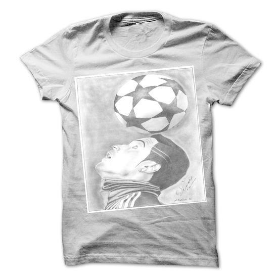 Cool Cristiano Ronaldo T-Shirts