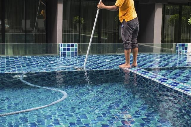 Pin On Residential Commercial Pool Maintenance Pool Cleaning Pool Cleaner Swimming Pool Maintenance Service In Omaha Service Omaha