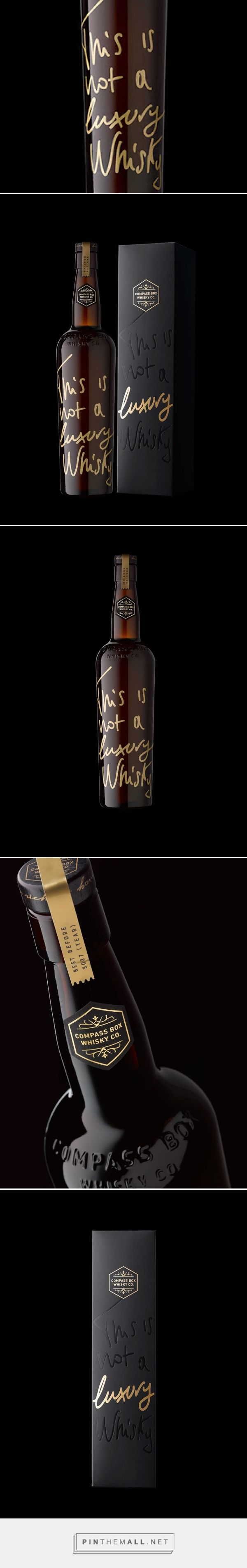 This is not a Luxury Whisky         on          Packaging of the World - Creative Package Design Gallery - created via http://pinthemall.net