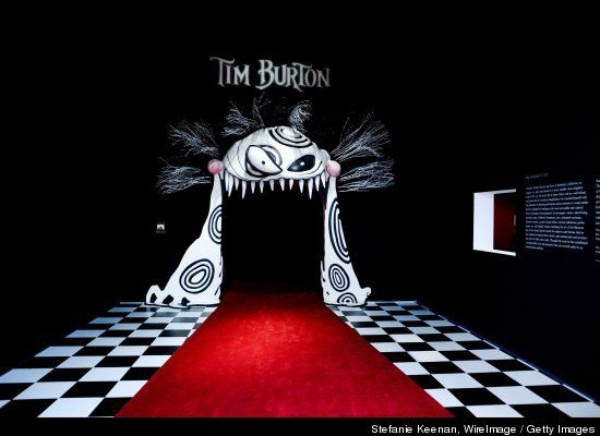 Tim Burton exhibit on display at The Los Angeles County Museum of Art | Arts Blog