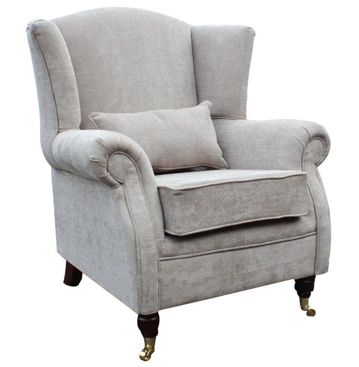 Best 25+ High back armchair ideas on Pinterest | Lady ...
