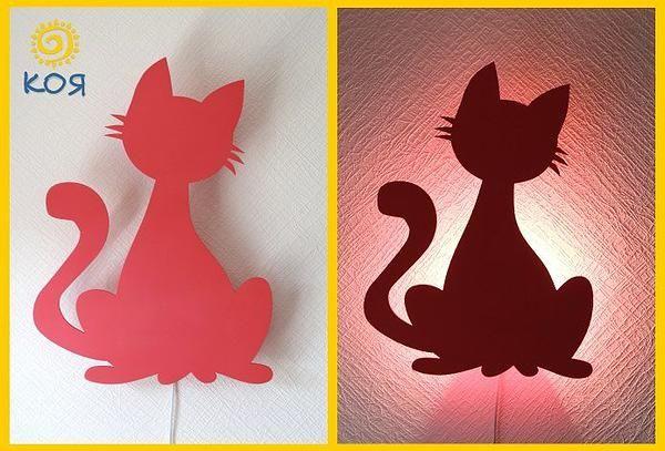 Kids lamps by Lera Hegay. DIY Детские светильники от Леры Хегай. Сделай сам