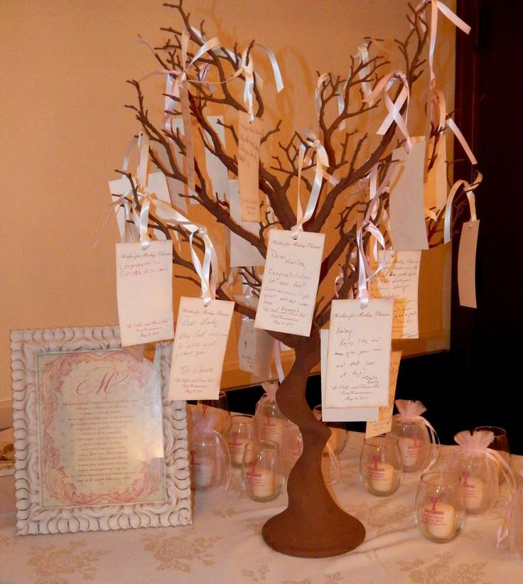Vintage First Holy Communion First Communion Party Ideas   Photo 3 of 17
