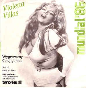 Violetta Villas - Mundial '86 (Vinyl) at Discogs