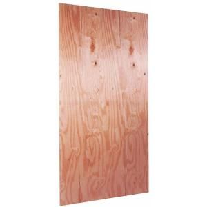 15/32 in. x 4 ft. x 8 ft. Fire-Rated Pressure-Treated Plywood, 309961 at The Home Depot - Mobile