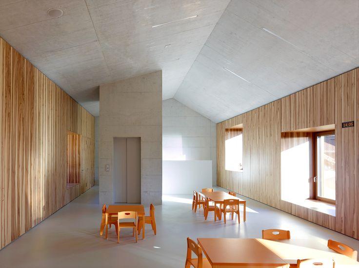 Gallery Of Pre Post School Savioz Fabrizzi Architectes