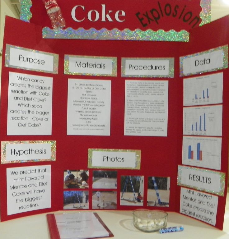 1000 Images About Home Projects On Pinterest: Science Fair Project Board Ideas