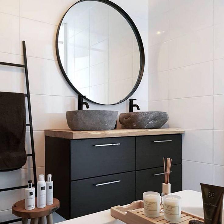 Nordic Bathroomdesign: Inspi_Deco On Instagram: Bathroom Design Inspi