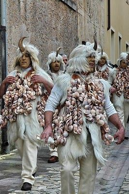 Oh, by the way...: Carnevale In Sardinia