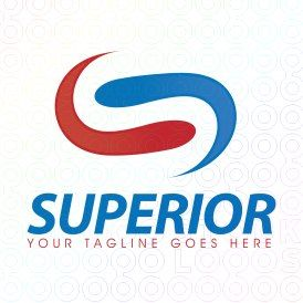 Exclusive Customizable S Letter Logo For Sale: Superior | StockLogos.com
