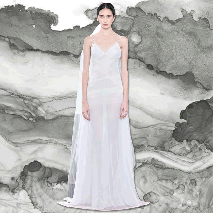 Vestido no. 2 Colección 01 Tristán e Isolda #TristaneIsoldaNovias #Wedding #WeddingDress #Bride #Bridetobe #Desginer