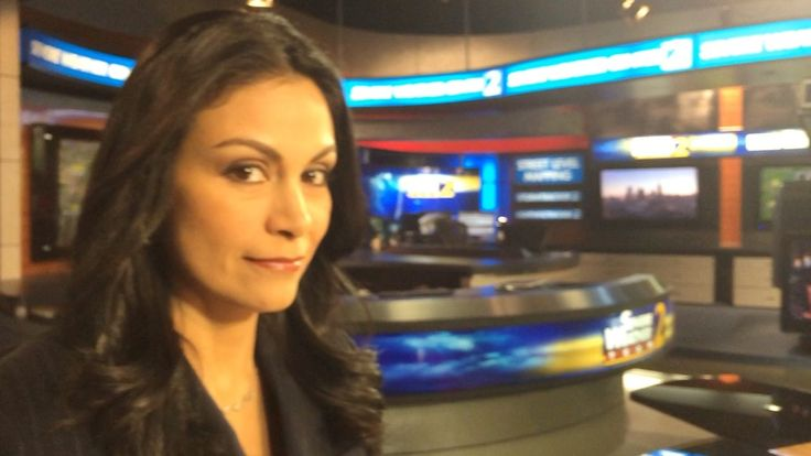 WSB's Wendy Corona getting ready for Channel Two Action ...