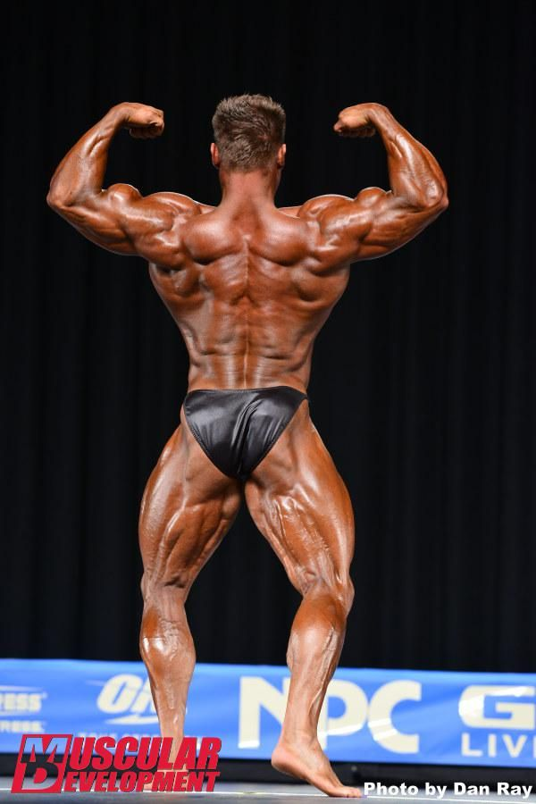 NATIONAL BODYBUILDING CHAMPIONSHIPS > 2015 > JEFF COOPER