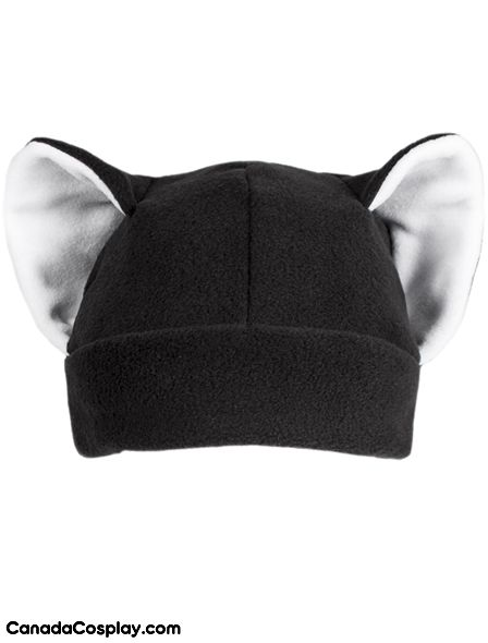 On the actual page is the same hat with pink inside the ears instead of white, which is obviously better. $23