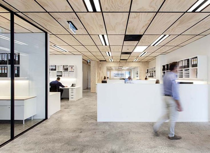 Blackwood Street Bunker, an unloved 70s office building in North Melbourne given a new lease on life by Clare Cousins Architects.